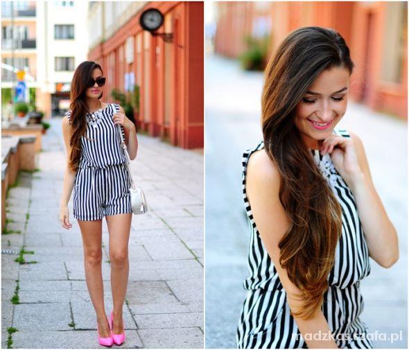 Blogerek Summer in stripes