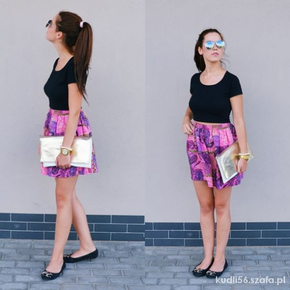 Blogerek PINK PRINT