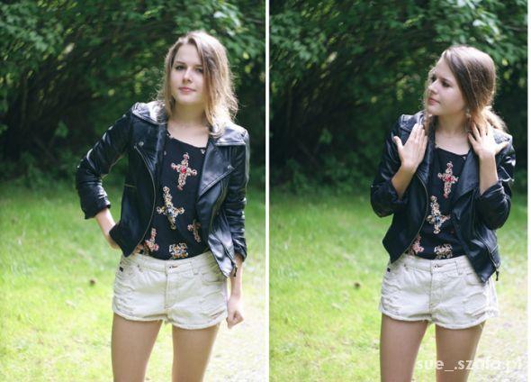 Blogerek shorts