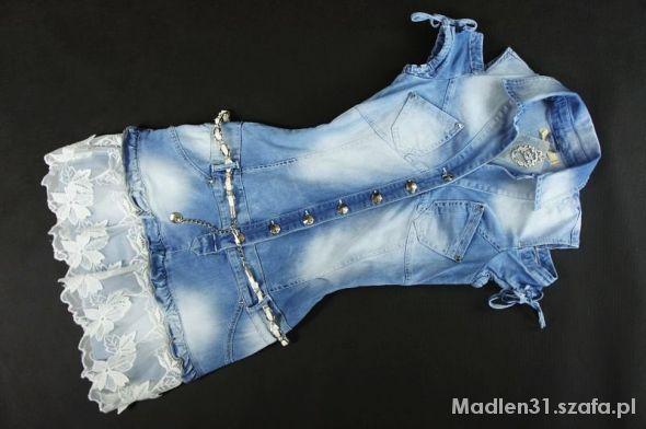 Sukieneczka Jeans