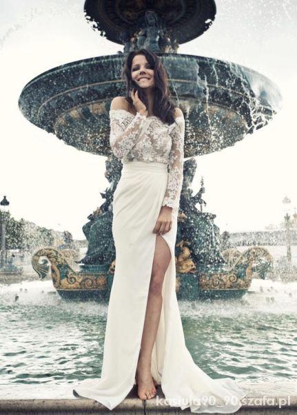 Suknia ślubna Viola Piekut Model Fiore W Ubrania Szafapl