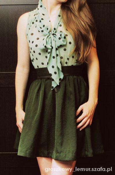 Romantyczne zielone groszki