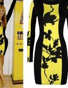 Piękna cudna sukienka BEYONCE wyszczuplajaca 38 M