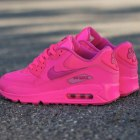 NIKE AIR MAX 90 PINK hyper neon fluo