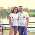 koszulki dla pary