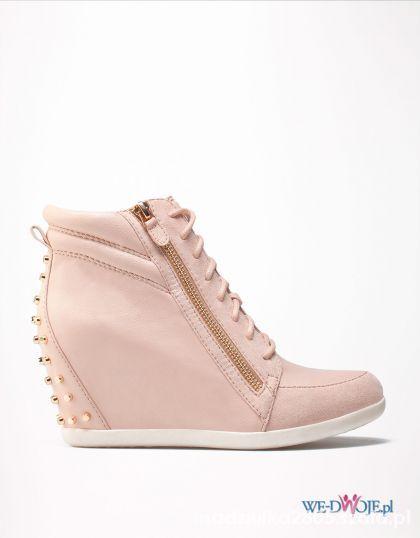 sneakersy Bershka 36