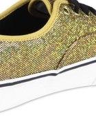 vans gold glitter złote 37...