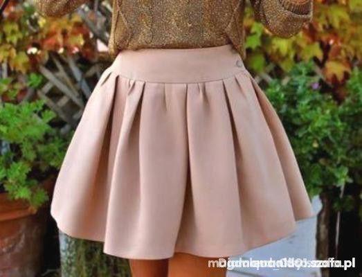 Spódnice Sukienka rozkloszowana