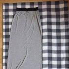 Spódnica długa dresowa
