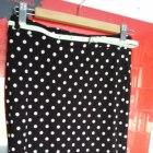 kropki ołówkowa pin up retro rockabilly H&M