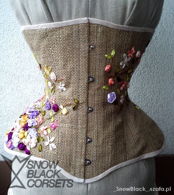 My Secret Garden corset