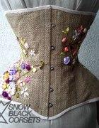 My Secret Garden corset