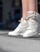 Buty Nike Wmns Dunk Sky Sneakers koturny