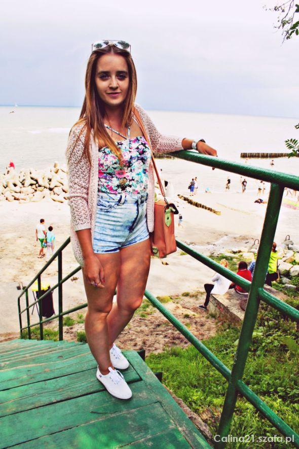 Mój styl Wakacyjnie morze Jarosławiec