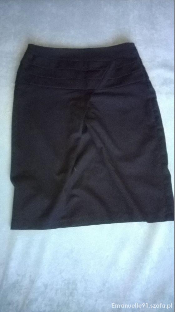 Spódnice Zara Basic czarna