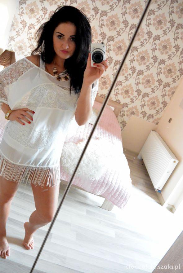 Mój styl Sukienka plażowa