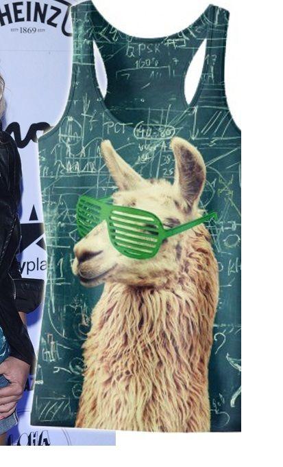 koszulka lama