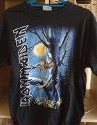 3 Rockowe Koszulki Iron Maiden