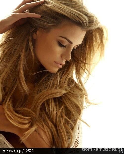 Piękne włosy...