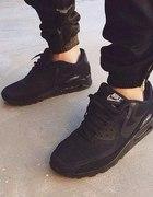 Air max czarne