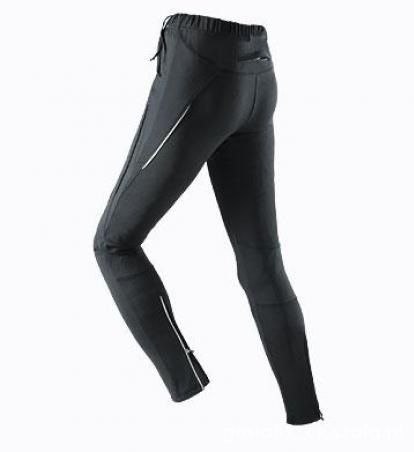 Spodnie legginsy do biegania 36 S