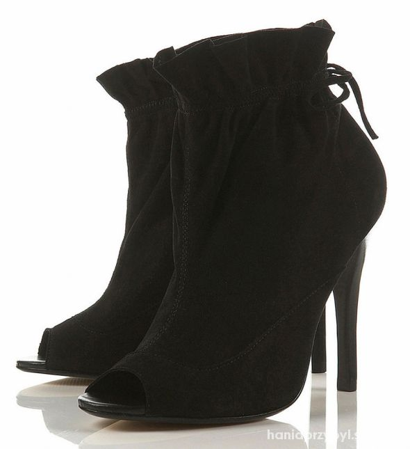 Obuwie Topshop alana slouch sack boots botki 36 lub 37
