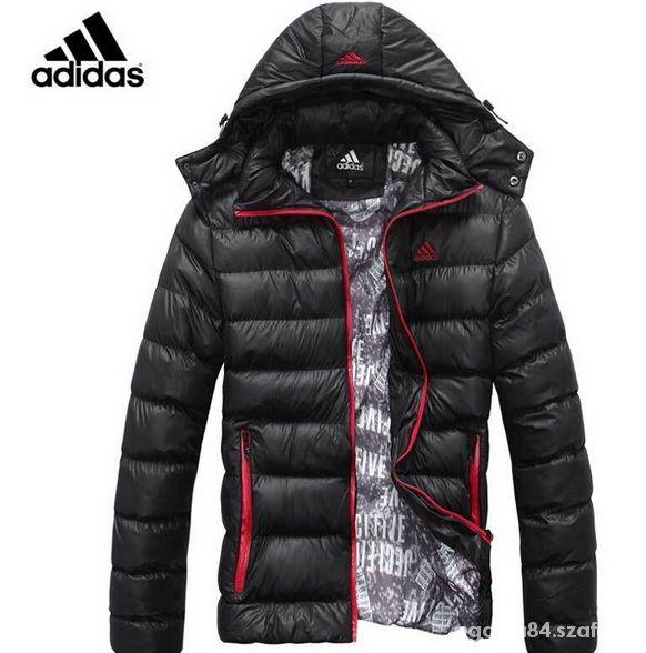 Adidas jesień zima męska w Kurtki i płaszcze Szafa.pl