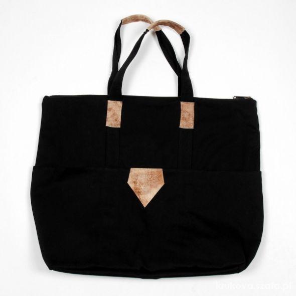 PROSTO torba czarna...