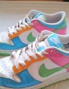 Świetne buty Nike model Dunk Low