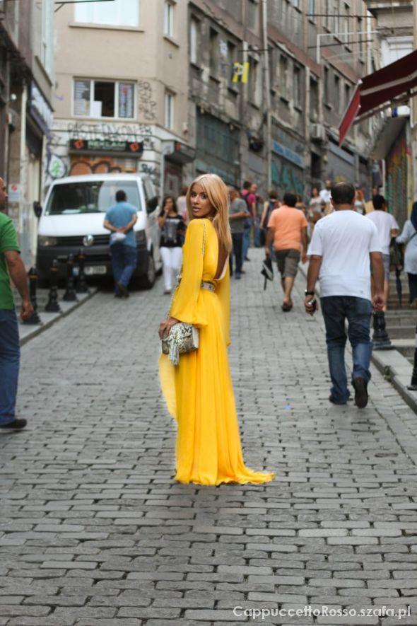 Romantyczne Istanbul moments
