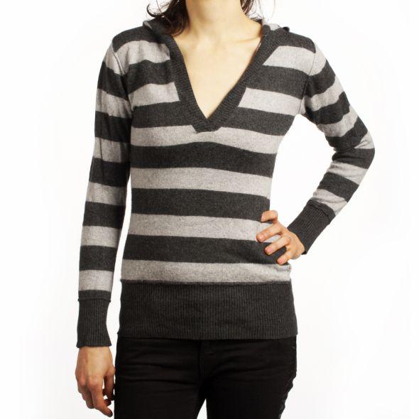 HM Sweterek z kapturem