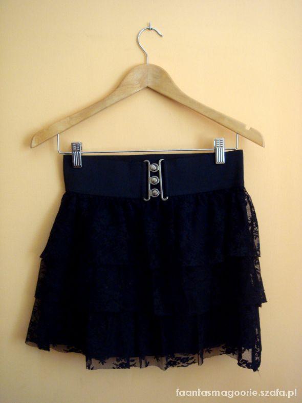 Spódnice Koronkowa spódniczka