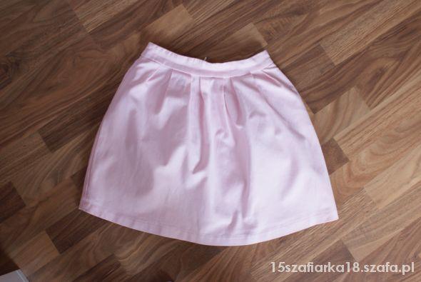 Spódnice spódniczka stradivarius różowa rozmiar 36 S