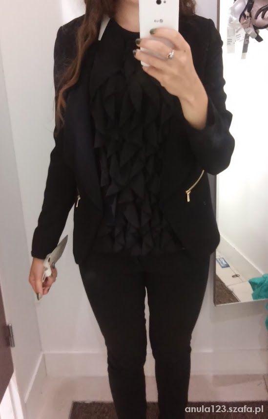 czarny H&M