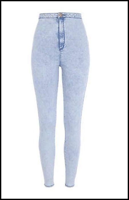 Ubrania spodnie wysoki stan xs