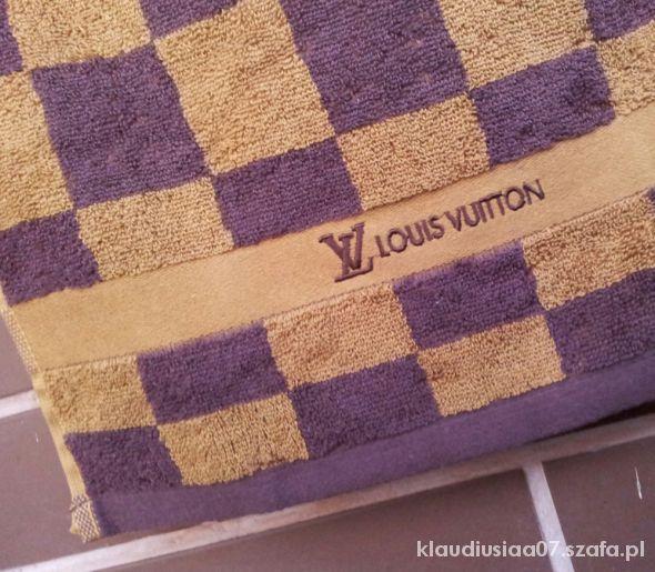 Pozostałe Nowy ręcznik Napis Louis Vuitton