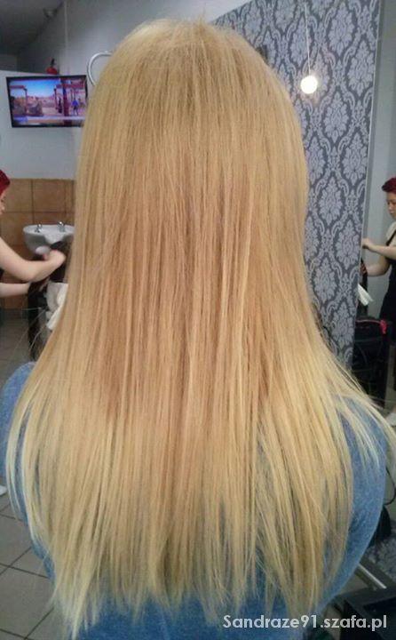 Fryzury włosy