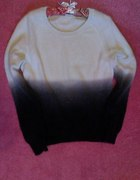 Milutki sweterek ombre