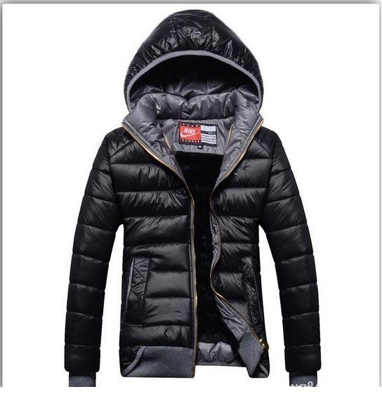 Nike zimowa pikowana kurtka M