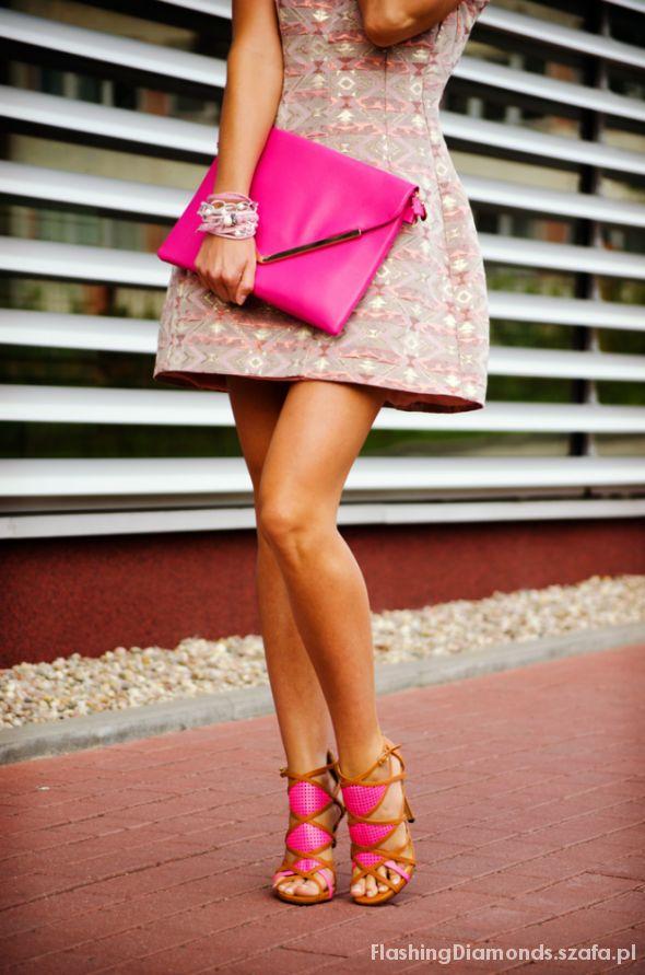 Na specjalne okazje Pink look