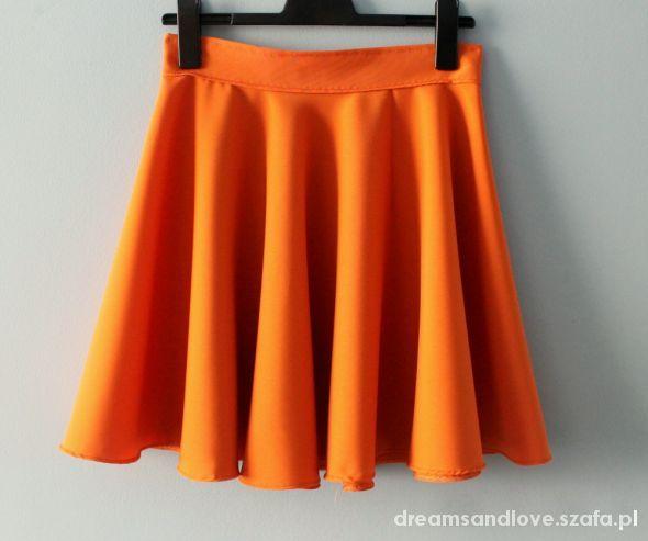 Spódnice spódniczka z koła rózne kolory NOWA