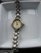 Srebrny zegarek GUCCI
