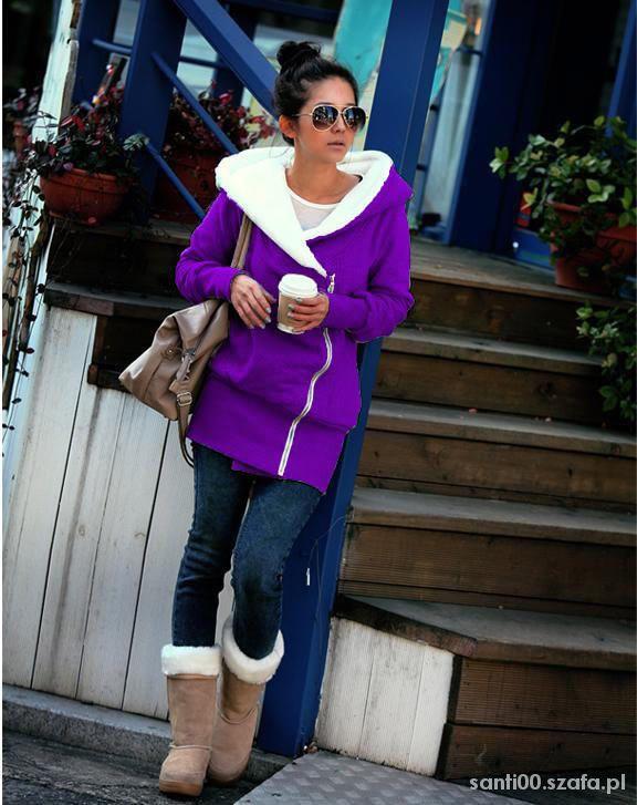 Japan Style Długa Bluza M L