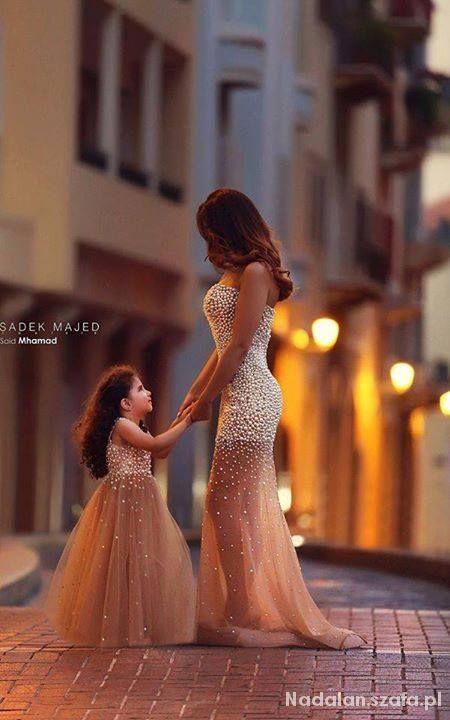 Mama I Córka W Wieczorowe Szafapl
