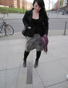 Berliner Mauer outfit...