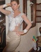 Natalia Siwiec luxusowa koronka