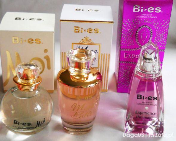 Bi es Najpiękniejsze zapachy tej marki...