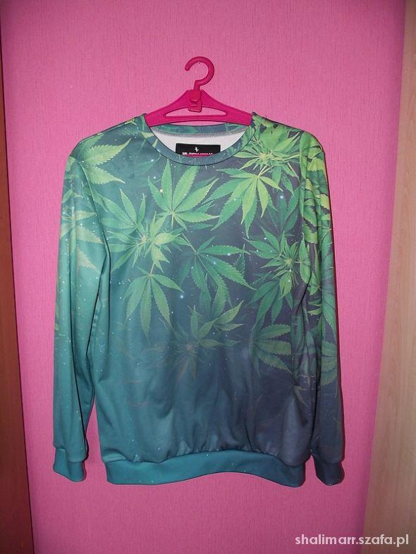 Bluza Marihuana w Bluzy Szafa.pl
