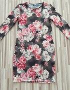Sukienka floral SINSAY