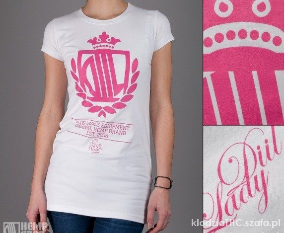 t shirt lady dill